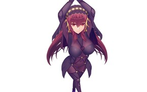 Picture girl, Lancer, Fate / Grand Order, The destiny of a great campaign