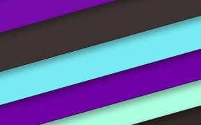 Picture color, line, minimalism