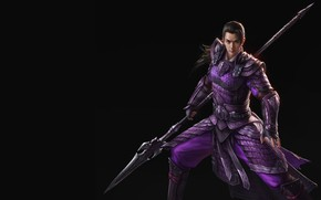 Picture the game, fantasy, art, MAG, staff, XiaoGuang Sun, costume design, The Great Wall_Deer/Tiger Army
