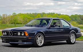 Picture BMW, E24, m6