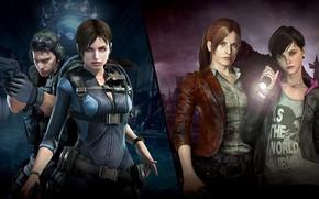 Picture zombie, game, Resident Evil, Umbrella, Biohazard, Umbrella Corporation, Resident Evil Revelations, Umbrella Corp., Umbrella Corp, …