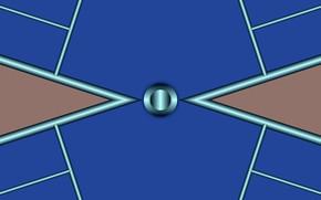Picture background, figure, gradients