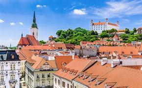 Picture the city, Slovakia, Bratislava