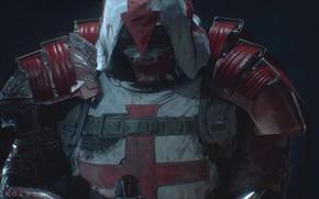 Picture knight, Batman Arkham Knight, Azrael