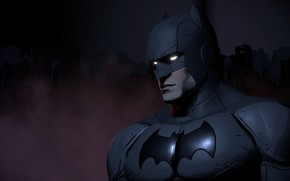 Picture batman, mask, game, dark knight, hero, mask, DC Comics, uniform, Telltale Games, guardian, batsuit, Batman …
