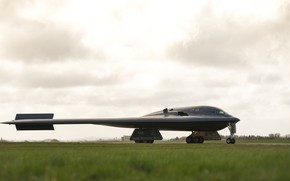 Picture UNITED STATES AIR FORCE, Northrop B-2 Spirit, stealth strategic bomber