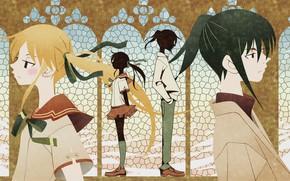 Picture two, Sayonara Zetsubou Sensei, Farewell bleak Sensei