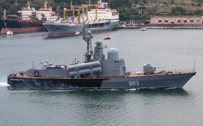 Picture boat, rocket, Naberezhnye Chelny, cipher zipper