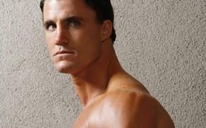 Picture look, portrait, actor, model, pose, fitness, Greg Plitt, Greg Plitt