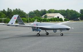 Picture UAV, The Turkish air force, Bayraktar TB2, Strike UAVs, UMTAS ATGM