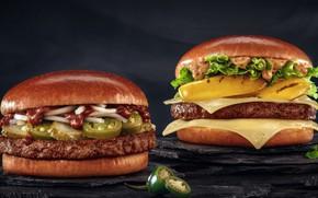 Picture hamburger, Burger, McDonald's