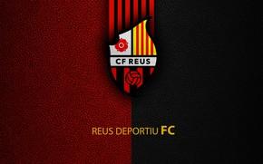 Picture wallpaper, sport, logo, football, Primera Division, Sports Reus