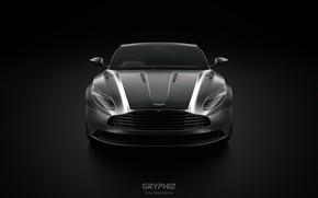 Picture car, Coupe, Aston Martin DB11, Sina Mehralinia