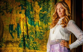 Picture Toni Collette, Toni Collette, To get knives, Knives Out