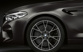 Picture wheel, BMW, sedan, BMW M5, M5, F90, 2019, Edition 35 Years