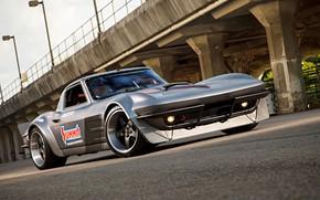 Picture Corvette, Chevrolet, Race, Stingray