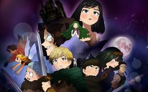 Picture sword, characters, My Hero Academia, Boku No Hero Academy, My Hero Academy