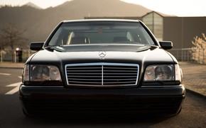 Picture Mercedes - Benz, VIP, W140, S500