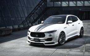 Picture Maserati, 2018, crossover, Levante, Fairy Design