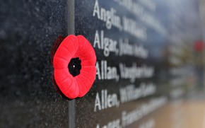 Picture Canada, Kingston, Day of remembrance, British Commonwealth