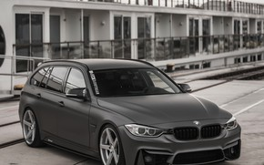 Picture BMW, pier, 2018, 3-series, universal, 320d, F31, Z-Performance, 3P