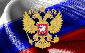 Picture background, flag, Russia, Texture