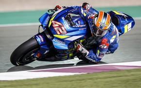 Picture Suzuki, MotoGP, Alex Rins