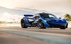 Picture McLaren, supercar, hypercar, McLaren P1