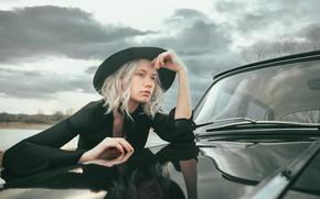 Picture auto, hat, sponge, Andrey Vasilyev, Vladlen Sisonic