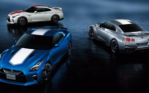 Picture Nissan, GT-R, R35, 50th Anniversary, JP-Spec, 2019, Japan version
