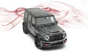 Picture Mercedes-Benz, AMG, Mansory, G-Class, Gelandewagen, G63, 2019, Star Trooper, Philipp Plein