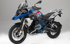 Picture BMW, motorcycle, bike, Rallye, 2017, R1200GS