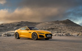 Picture jaguar, coupe, f-type, 2020