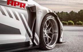 Picture wheel, Volkswagen, Golf, 2018, APR, SEMA 2018, RLMS