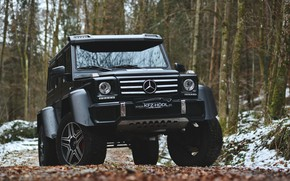 Picture Mercedes - Benz, G500, W463, 4X4