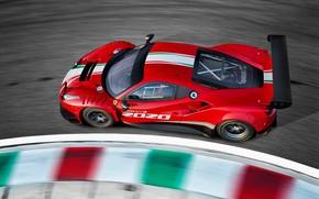 Picture Ferrari, track, Evo, GT3, 488, Ferrari 488