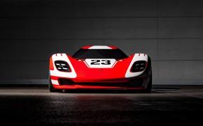 Picture Concept, Porsche, the concept, 2013, 917, Colours of Speed, Living Legend