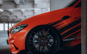 Picture tuning, coupe, wheel, BMW, 2020, F87, M2, BMW M2, M2 Competition, JMS vehicle parts