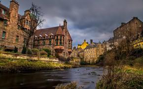 Picture the city, Scotland, Scotland, Edinburgh, Edinburgh, Dean Village