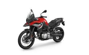 Picture BMW, white background, 2020, GS, F 850