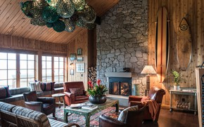 Picture style, room, interior, living room, Whidbey Island