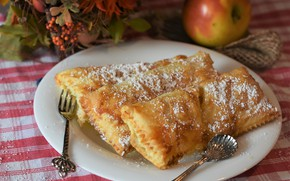 Picture Apple, food, fruit, cakes, sweet