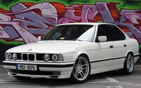 Picture BMW, E34, AC Schnitzer, 525i, 5-Series, M50