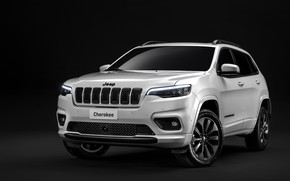 Picture Jeep, Cherokee, 2019, Cherokee S