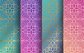 Picture pattern, ornament, texture, color