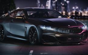 Picture Auto, BMW, Machine, Car, 850, Rendering, Vehicles, Transport, Transport & Vehicles, M850i, Kerem Çayci, BMW …