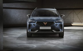 Picture front view, crossover, Seat, Cupra, 2019, Formentor