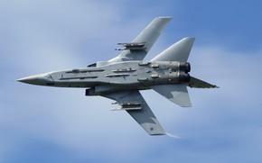 Picture Fighter-bomber, RAF, Tornado, Panavia Tornado, Panavia Tornado GR4
