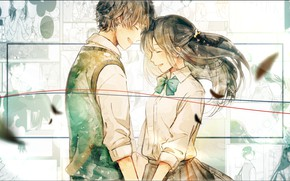 Picture romance, two, Kimi ni Todoke, To reach you