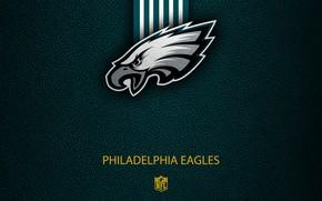 Picture wallpaper, sport, logo, NFL, Philadelphia Eagles